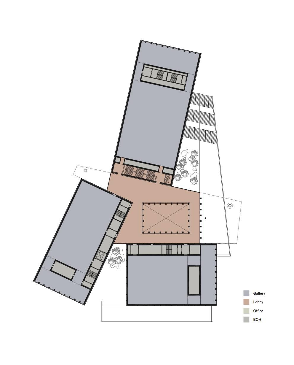 立面图 开始时间 : 2013 完成时间 : 2019 总面积 : 24000 m2 甲方图片