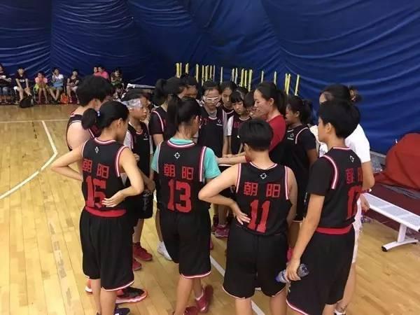 新乐体|青春洋溢!2017北京市青少年锦标赛女子篮球赛东城夺冠