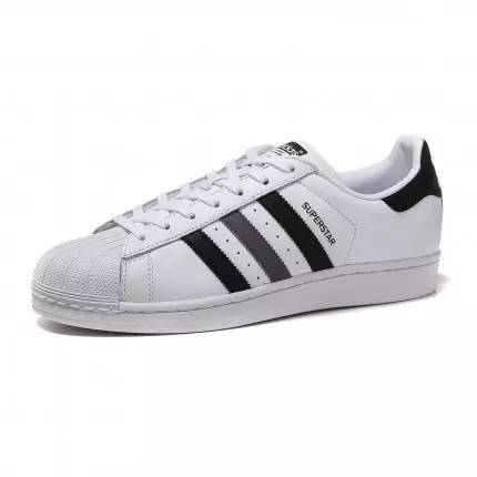 阿迪达斯 (adidas) superstar系列白色运动鞋图片