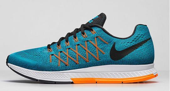 世界四大名跑鞋_2015年,为了庆祝zoom air技术诞生20周年,nike特意以四大跑鞋为蓝本