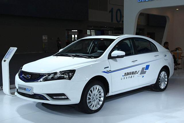 自主新能源汽车销量榜 连特斯拉也眼红图片