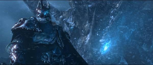 ▼下一刻,守护巨龙玛利苟斯的妻子,在上古之战中身亡的蓝龙辛达苟萨
