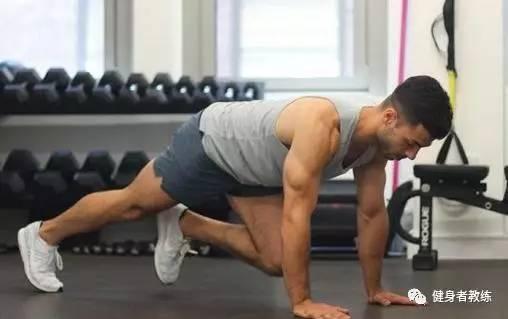7个ANARCHY ABS 锻炼动作,雕刻你的核心肌肉,远离腰背疼痛