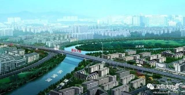 通又开挂 这座新大桥即将通车,深圳到东莞仅需 5 分钟