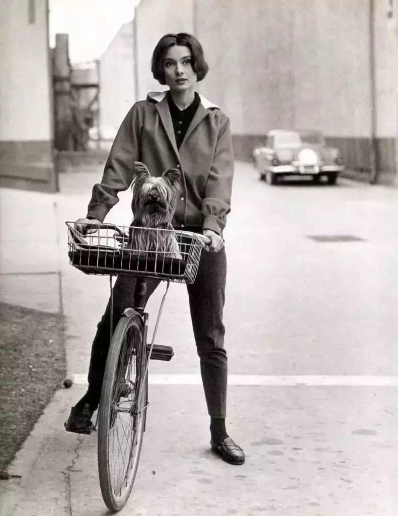 巨时髦 就算是骑共享单车 也要记得 解锁 街头完美凹造型法则