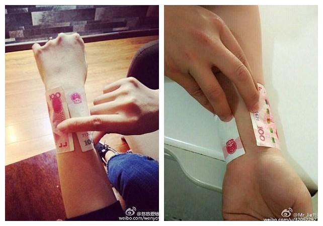 """中国网友""""发明""""的这个手势火到了国外,你能做到吗?"""