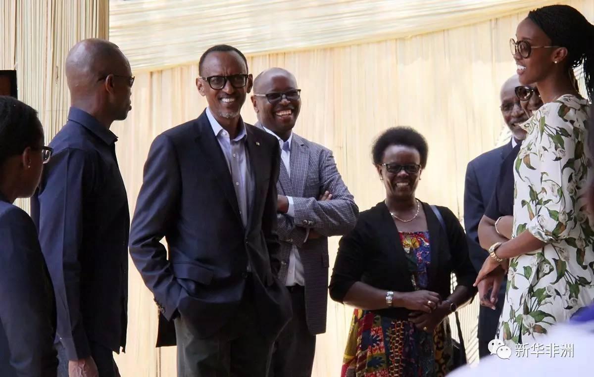 中非合作高端说|卢旺达总统卡加梅:中非合作互惠互利 潜力巨大
