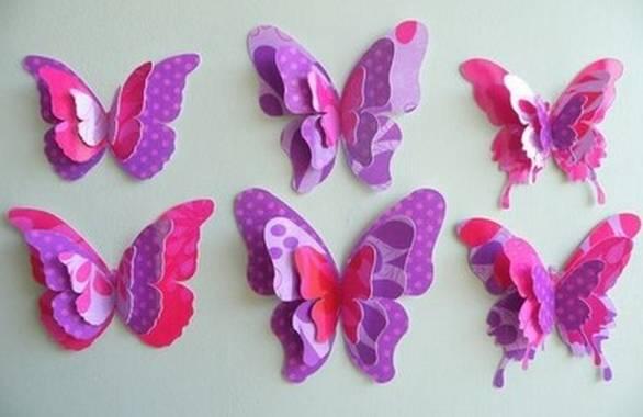 幼儿园开学创意手工 勤劳而美丽的昆虫