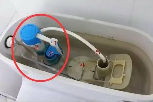 马桶上有2个冲水按钮,到底按哪一个才对 好多滨州人都错了