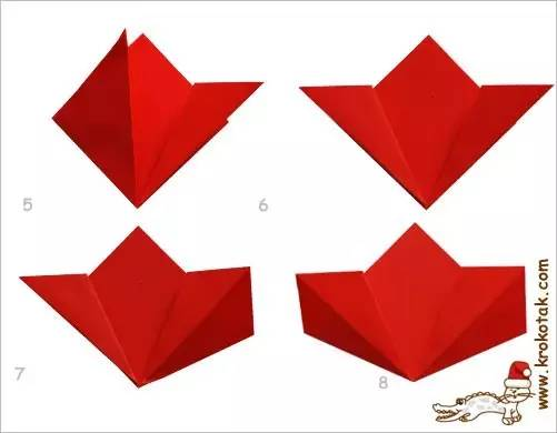 什么 有意思的剪纸 折纸创意来啦