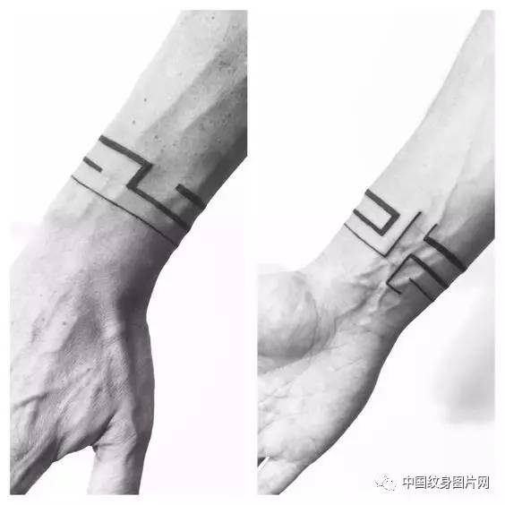 文艺范十足的纹身