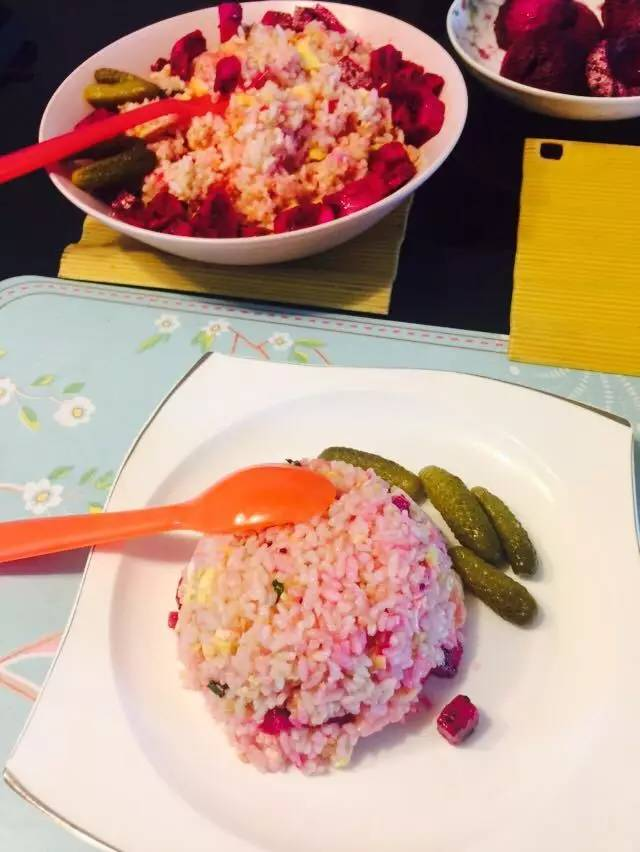 米饭最全创意吃法!不要再被大米纯洁的外表欺骗了图片