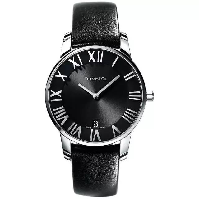 谁说珠宝界无好表?蒂芙尼、海瑞温斯顿、梵克雅宝顶级腕表推荐