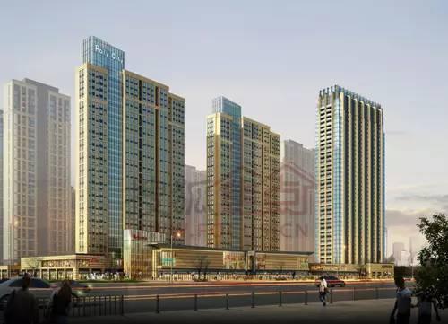 售所有小高层1楼带花园,面积119、128平,均价15000元/平. 中海昆