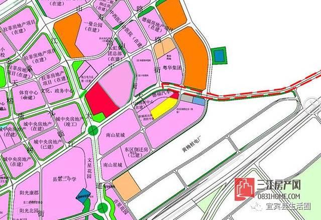 库车城北新区规划图纸