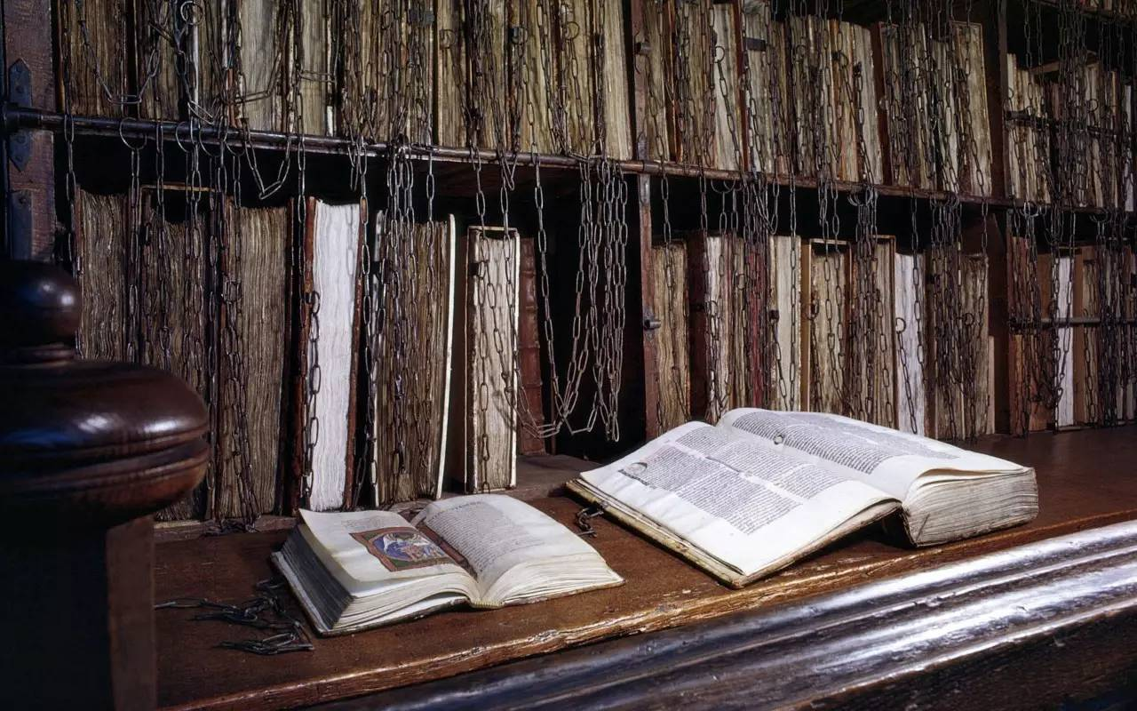 你的书架,一个演化千年的生命体