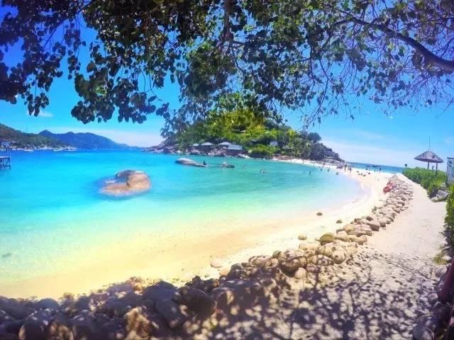 去泰国吃喝玩乐,苏梅岛绝对能满足你所有的要求