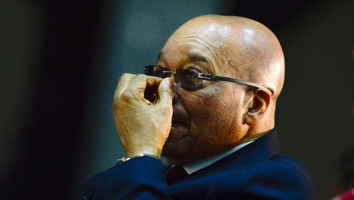首遭匿名不信任投票,南非总统祖马会被这个印度裔巨富