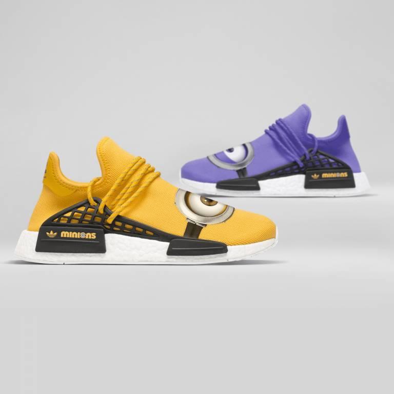 rell 与 adidas 打造的 Hu NMD 系列   你会想拥有一双吗?   玛雅·摩尔
