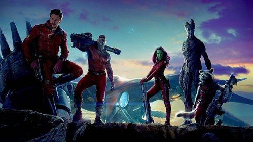 詹姆斯·古恩开始努力编写《银河护卫队3》的剧本