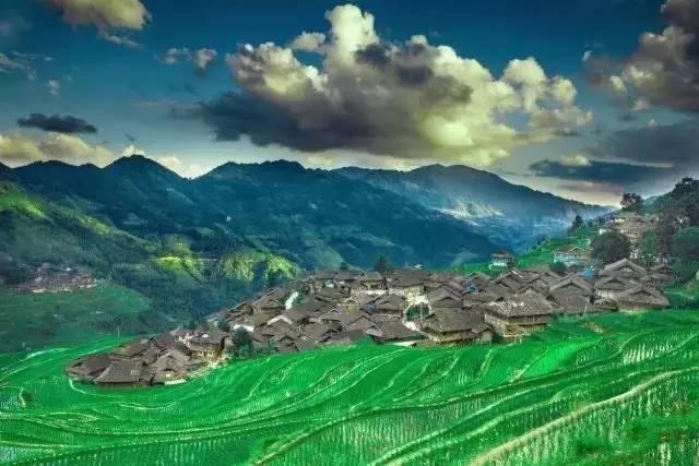 推荐一条高铁游 从昆明到贵州的从江