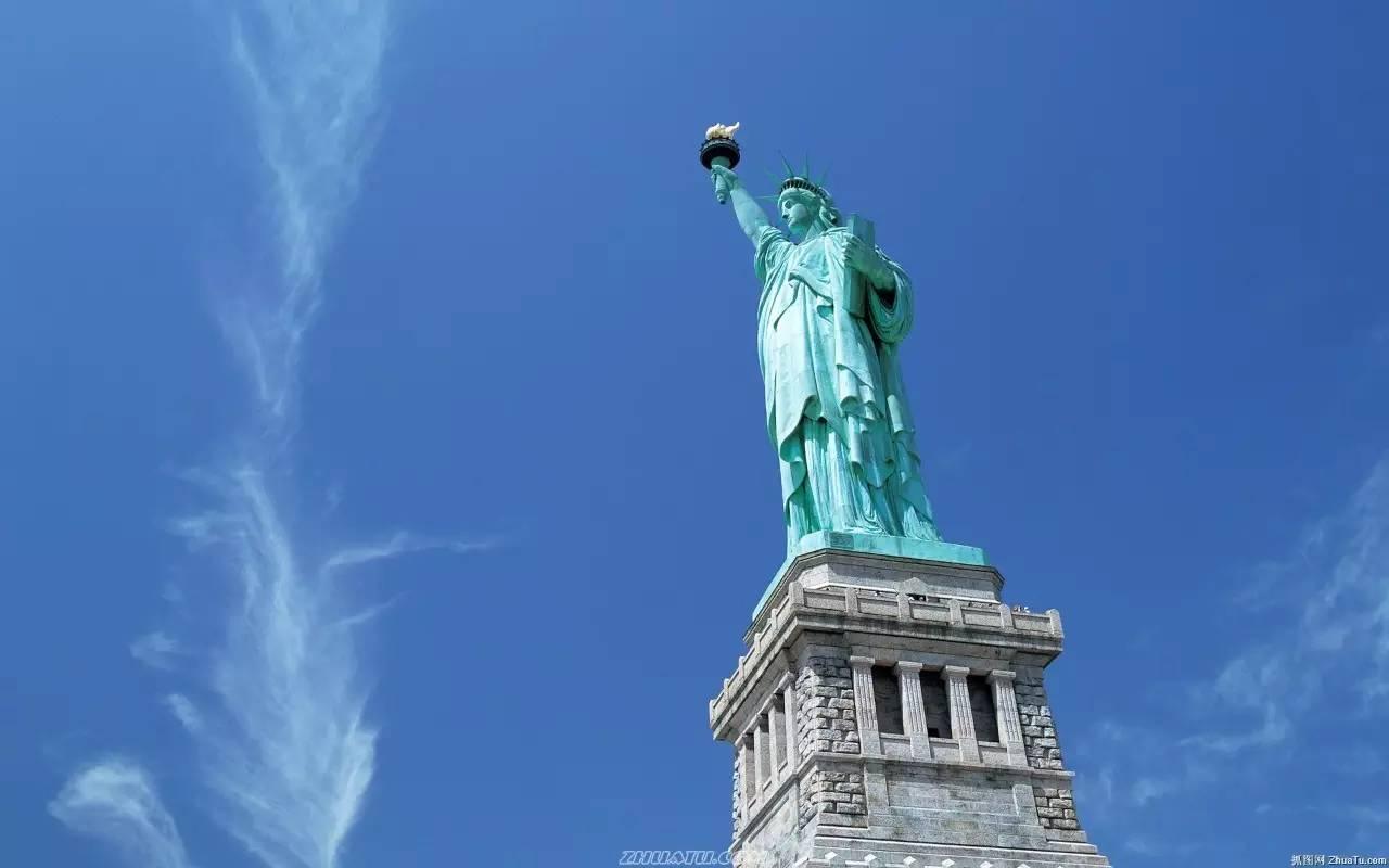 成都直飞纽约航线开通,美国旅行必去的几个地方