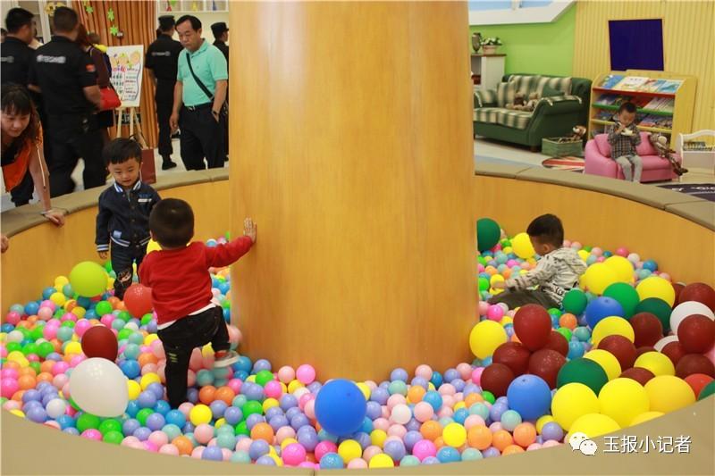 玉溪诺贝儿国际幼儿园开园啦~!辣么高大上的幼儿园,等