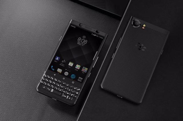 3999元 黑莓全键盘新机KEYone黑色版中国首发上市