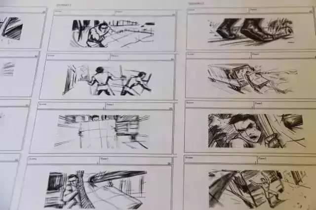 激情性交故事小说_《战狼2》坦克的速度与激情分镜故事板