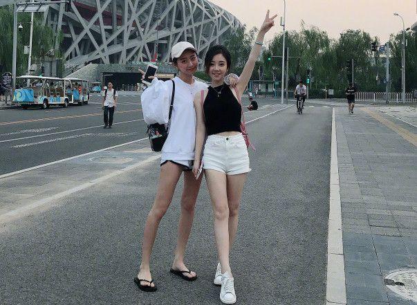 冯提莫转站鸟巢水立方直播,网友:这个身高是真实的吗?_搜狐游戏_搜狐网