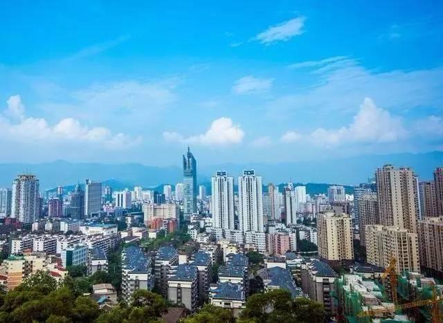 连江gdp_福州各区县发展情况大盘点 连江GDP排第几