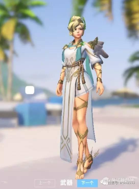 天使:胜利女神