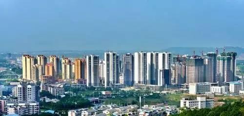 广安区再添新景 投资3.8亿的官盛湖成功蓄水