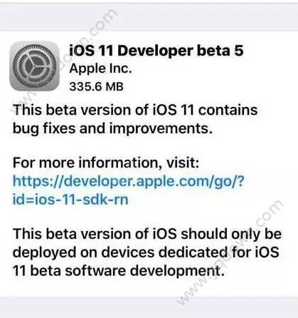 ios11beta5来了 大量图标重新设计图片