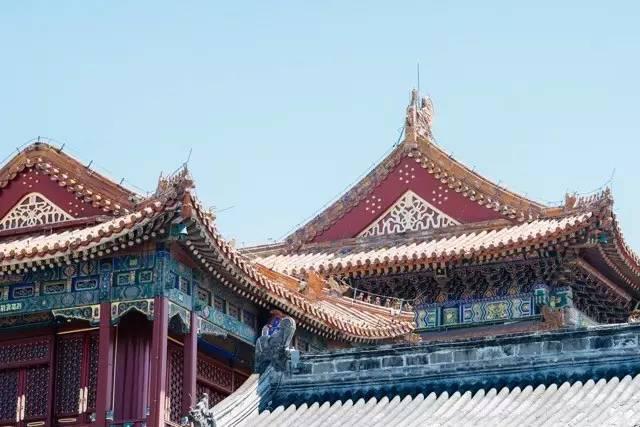 第二人8.8折,一起来了解老北京城里尚存的最后一条牌楼街