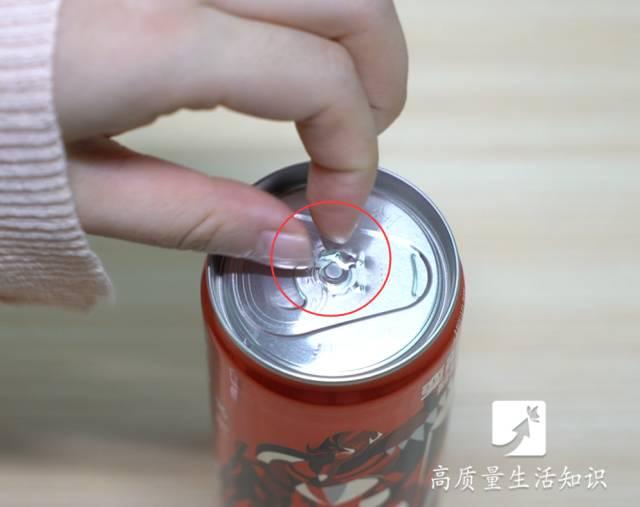 开啤酒瓶 开罐头最快的方法,不用开瓶器,一秒钟搞定