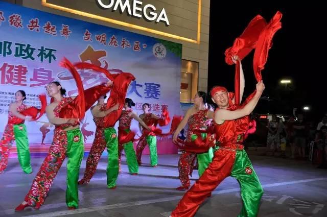 场舞大赛_【开选】这是一场舞林大赛,更是一场人气之争!泰州人