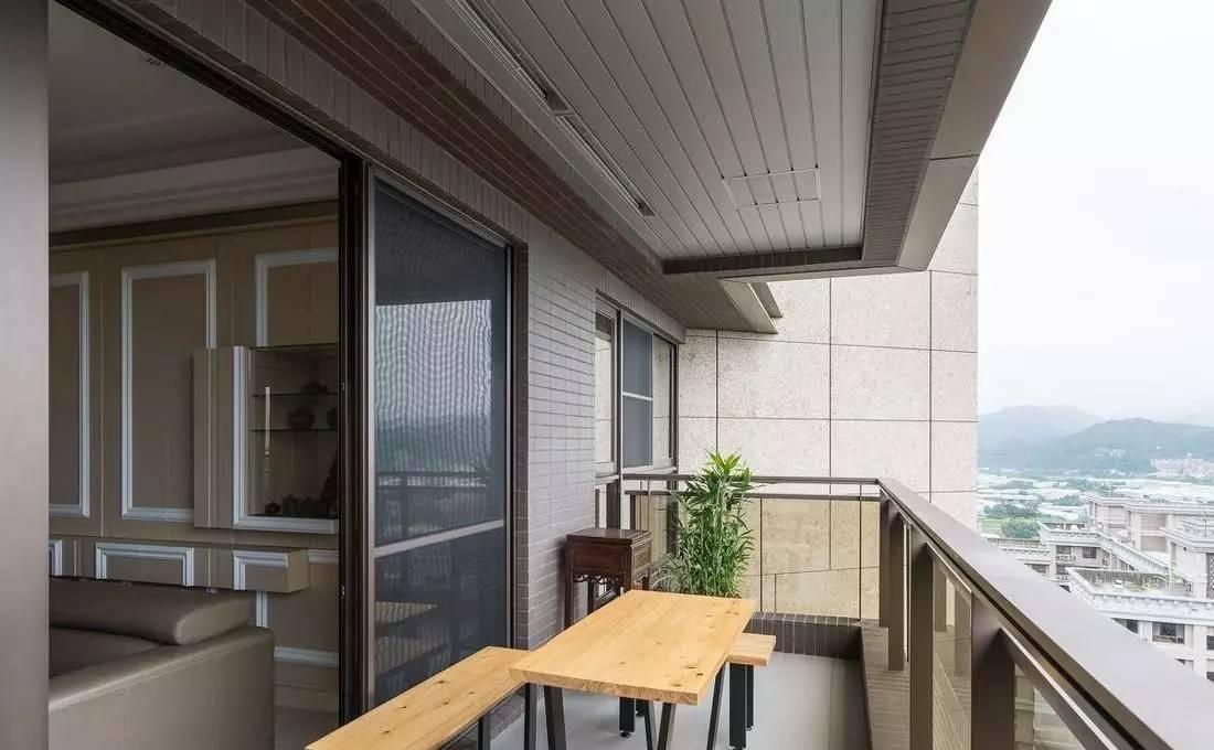 【装修中】阳台开放式好还是封闭式好,看完装修不用再