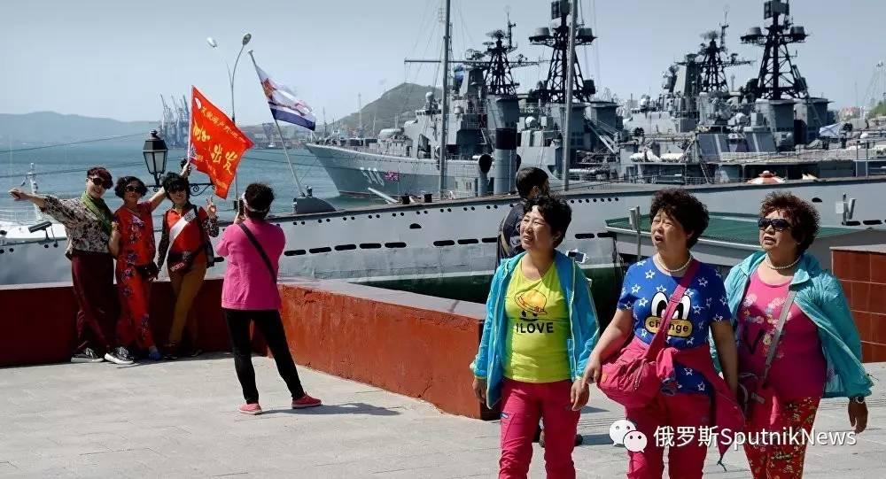 中国人正离开俄罗斯远东地区