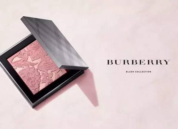 Burberry最近爆火的2017秋季系列MyBurberryBlush