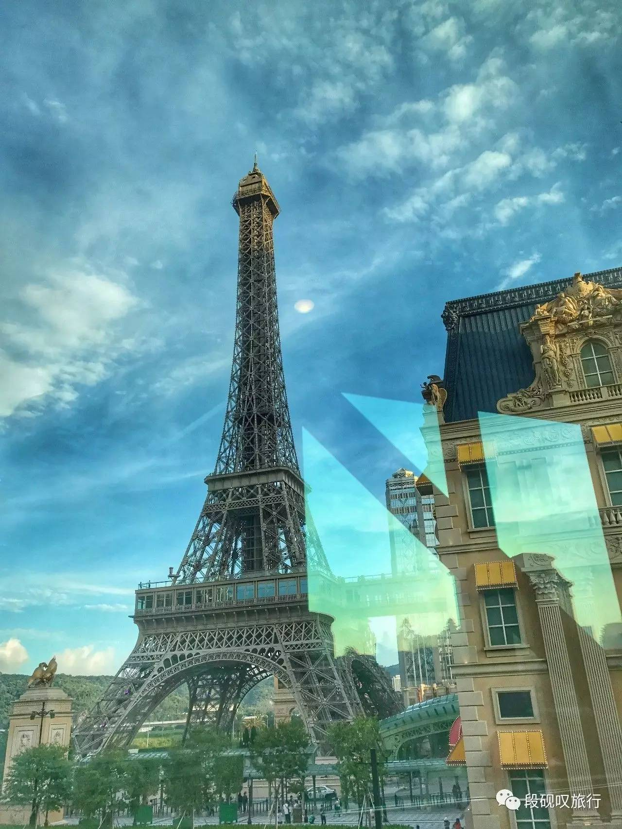 访候澳门巴黎人 深居简出做一个对付巴黎的梦