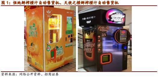 5个橙子能干啥?自动贩卖机告诉你!