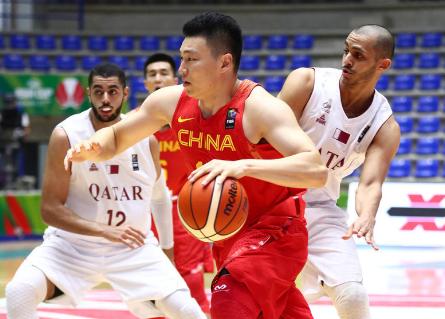 亚洲杯男篮大胜仍存隐患_中国男篮92-67大胜卡塔尔