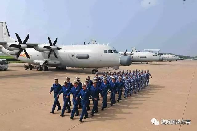 中国空军将去日本海执行训练任务:电子战飞机