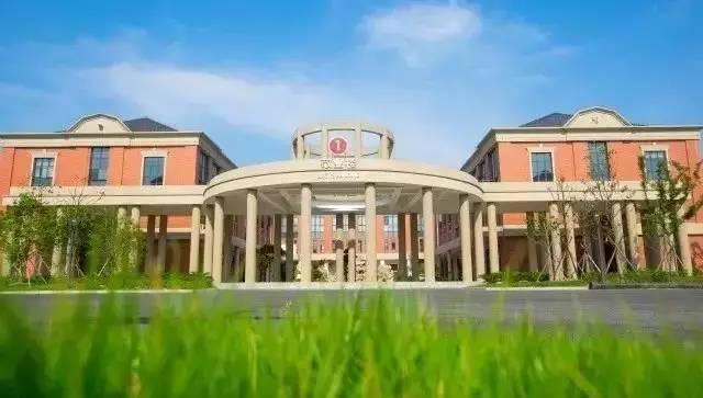 机会来到大美的嘉兴南洋职业技术学院