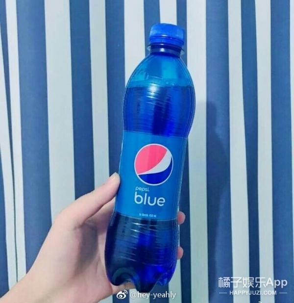"""为什么王俊凯、鹿晗、薛之谦都爱上""""可乐蓝"""""""