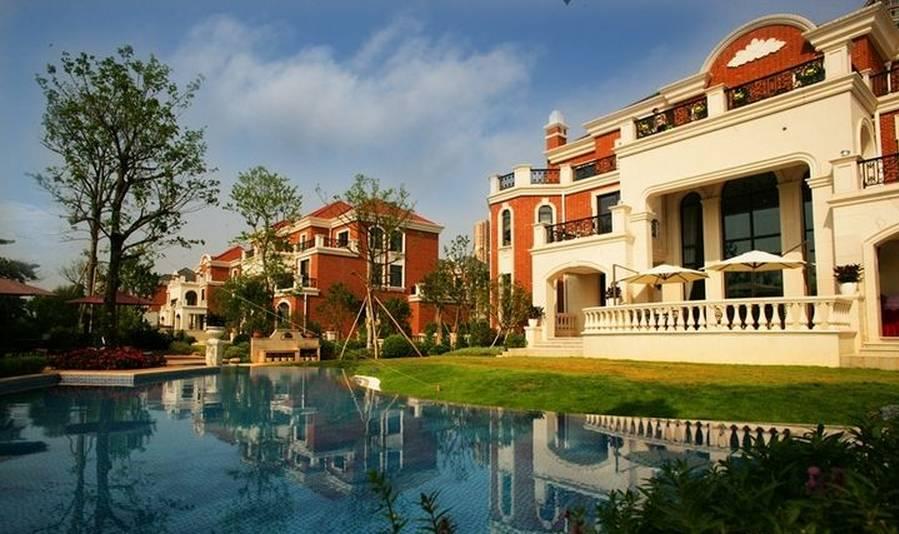 南宁在售别墅项目都在这了美美立方达别墅图片