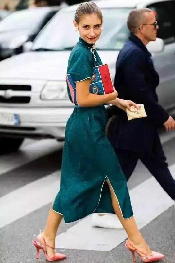 如何在日常生活中穿好中国风?-时尚-时尚-大头快讯
