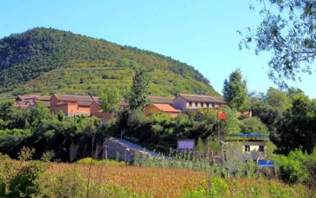 陵川竟然还有个这么美丽的小村庄!上海快3赔率