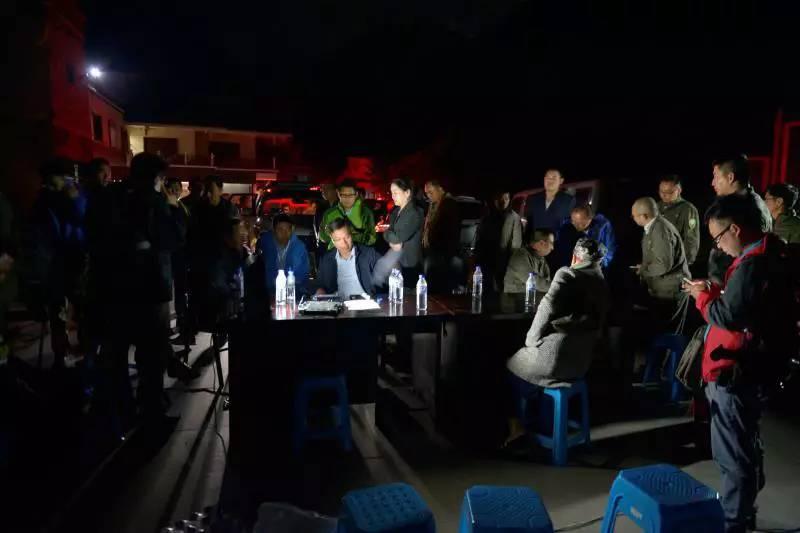 九寨沟景民联合全力投入抗震救灾